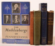 Five Volumes - Muhlenberg Related