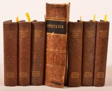 Seven Volumes - Hurd