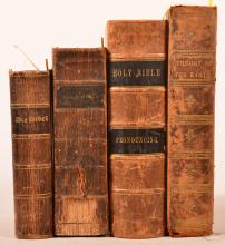Four Volumes - Holy Bible