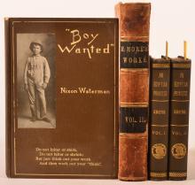 Four Volumes - Ebers
