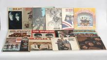 Beatles Record Albums