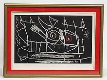Joan Miro (Spain/France 1893-1983)