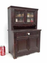 19th c. Doll's Cupboard