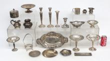 Sterling Silver & Misc. Lot