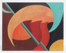 Del Riego, Abstract