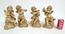 Porcelain Angel Figures