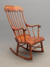 19th c. Rocking Chair