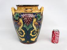 Italian Pottery Jar