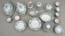 China Set Marked Royal Semi Porcelain