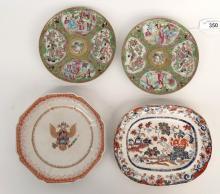 Asian & Misc. Porcelain Lot