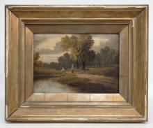 19th c. Landscape Painting