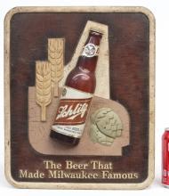 Vintage Beer Advertising Sign