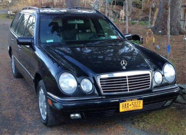 lot 1a 1999 mercedes benz station wagon. Cars Review. Best American Auto & Cars Review