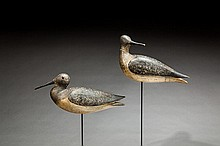 Outstanding Dowitcher Pair