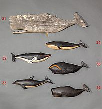 Weathered Sperm Whale