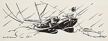 Three Nautical Illustrations