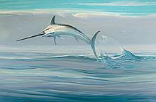 Leaping Swordfish