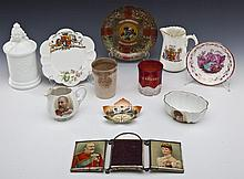 Lot of 11 Pieces of Royal Commemoratives