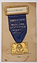 Charles Lindbergh Commemorative Reception Ribbon