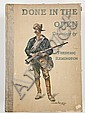 Frederic Remington Done in the Open Folio