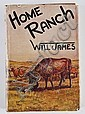 Will James Signature - Home Ranch