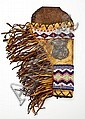 Beadwork Indian Police Holster