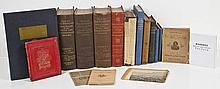 17 Pcs Civil War & Military Books & Ephemera