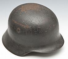 German Army WWII Single Decal M1940 Helmet