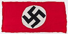 German WWII Era NSDAP Party Banner