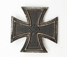 German WWII Iron Cross First Class