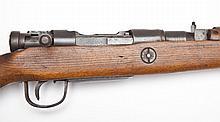 Japanese WWII Arisaka Rifle - 6.5 Jap Cal.