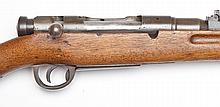 Japanese WWII Mukden Arsenal Type Rifle - 6.5 Jap