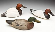 Three Duck Decoys