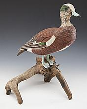 Widgeon Drake Decorative Duck Decoy