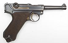 German DWM 1916 Dated Luger - 9mm Cal.