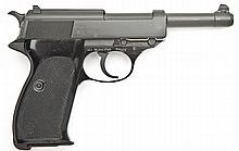 Walther Model P-38 Pistol - 9mm Cal.