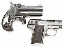1 Spanish Subcompact Pistol & 1 German Derringer