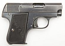 Spanish Y-Deal (Ruby Type) Pistol - 7.65mm Cal.