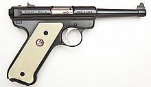 Ruger Mark II NRA Endowment Pistol - .22 Cal.