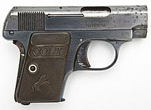 Colt Vest Pocket Model 1908 Pistol - .25 Auto