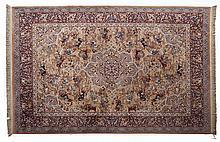 Karastan Persian Hunting Room Size Rug