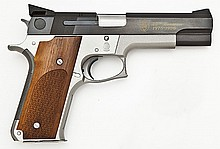 S&W; Model 745 (IPSC-10th Ann.) Pistol - .45 ACP