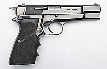 Browning Hi-Power MK III Pistol - 9mm Cal.