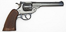H&R; Sportsman Top Break Revolver - .22 Cal.