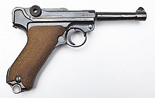 BYF Marked Luger - 9mm Cal.