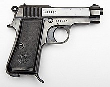 Beretta Model 1935 Pistol - 7.65mm Cal.