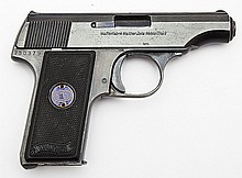 Walther Model 8 Pistol - .25 Auto