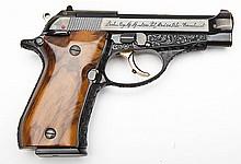 Beretta Model 84 Tercentennial Pistol - .380 Auto