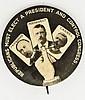 1904 Roosevelt-Fairbanks-Cassel Trigate Pinback