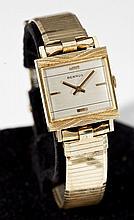 Man's Vintage 14K Benrus Wristwatch